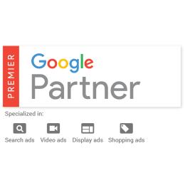 Google広告 プレミアパートナー