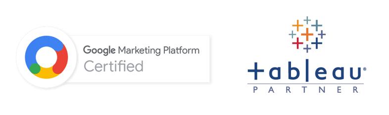 Google マーケティング プラットフォーム パートナー認定企業、コンサルタントのGAIQ保有率100%