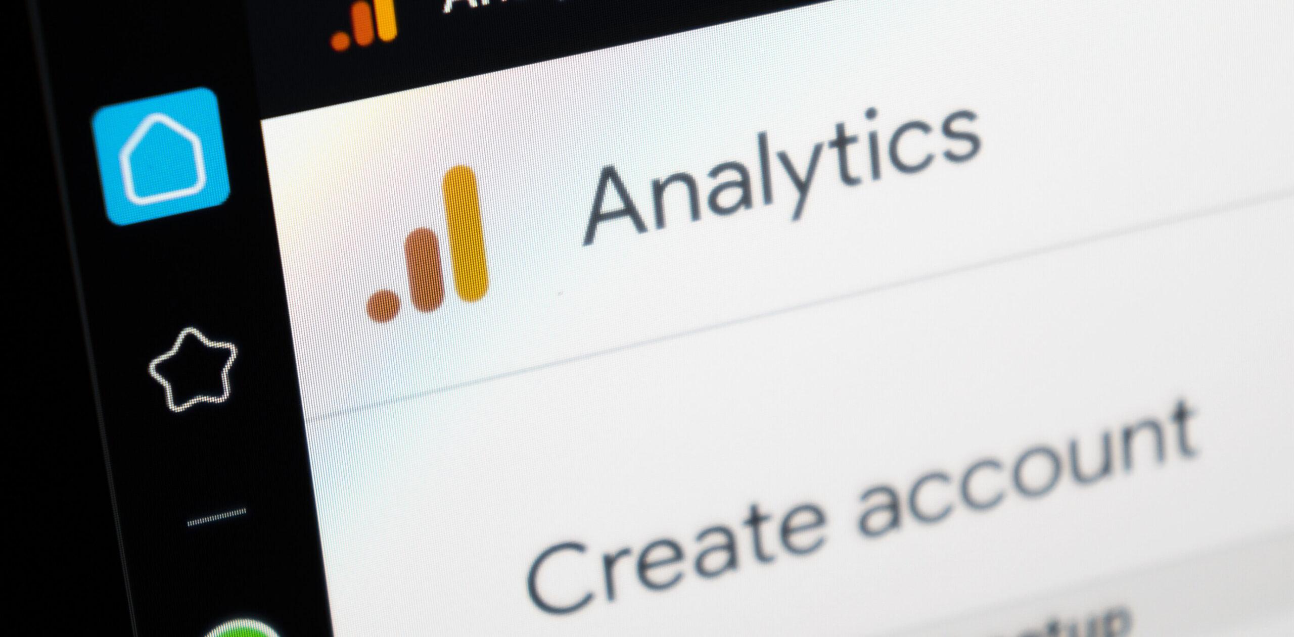 Googleアナリティクス4活用支援サービス