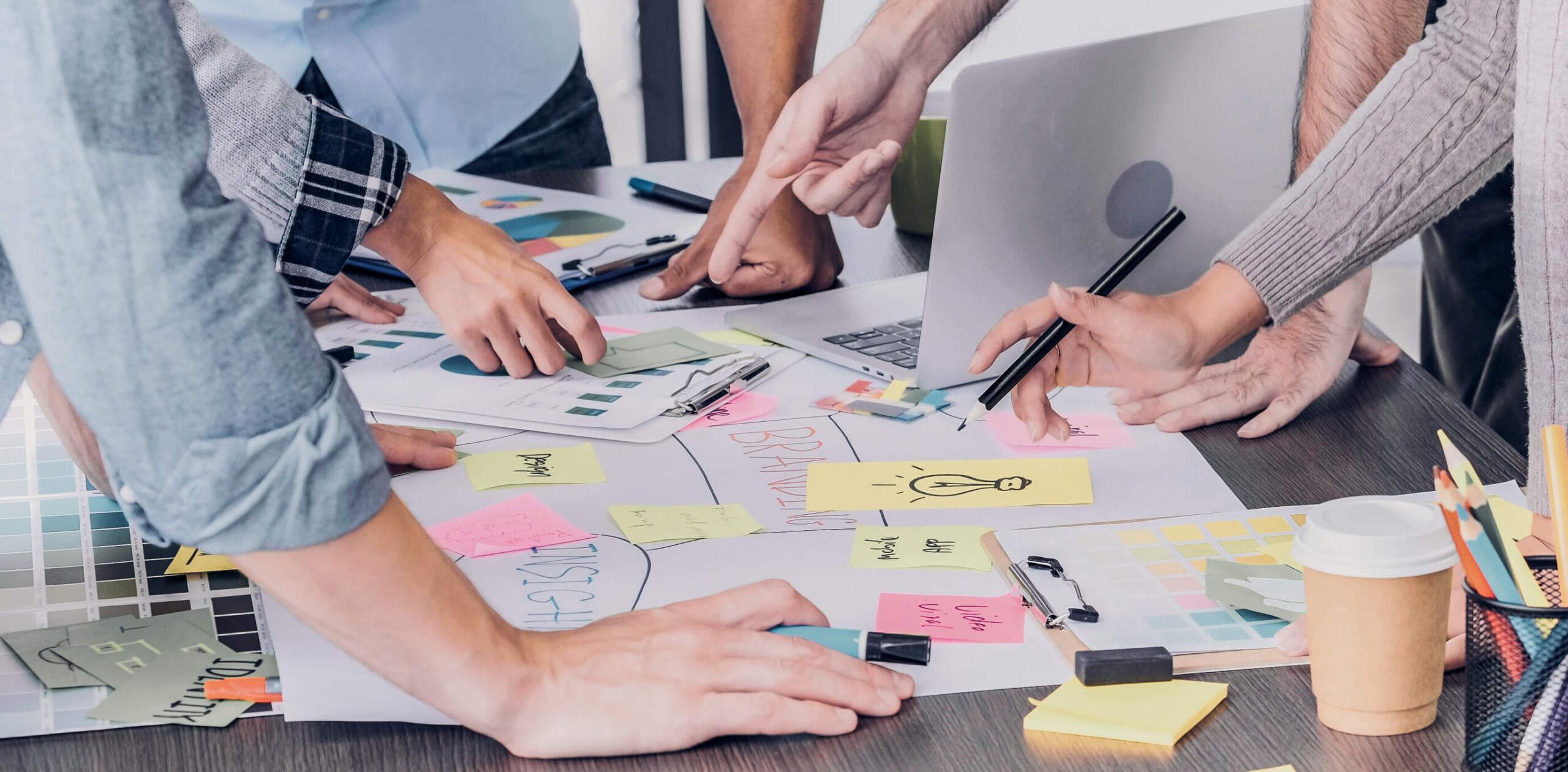 デジタルマーケティング戦略立案